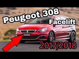 peugeot 308 facelift 2018. interesting facelift der neue peugeot 308 facelift 20172018 deutsch hd  amt  automotorsporttuning with peugeot facelift 2018