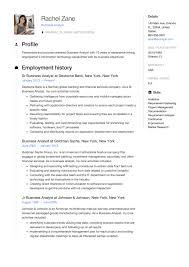 Canada Resume Template Business Analyst Resume Sample Australia Senior Word Doc