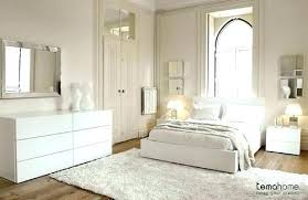 All White Bedroom Modern All White Bedroom Decorating Tips Decor ...