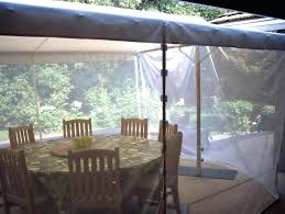 outdoor mosquito net patio netting curtains canopy for canada inspiration furniture with insect tent