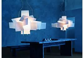 foscarini big bang pendant lamp white
