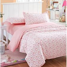 cute girly comforter sets regarding pink fl high quality teen bedding twin designs architecture