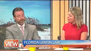 Carl Reynolds Law Explains Florida Lemon Law And What It