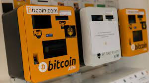 Bitcoin atms are available all over the world and allow users to exchange fiat currency for cryptocurrency. What Happened To China S Only Bitcoin Atm After Its Crackdown On Cryptocurrency Quartz