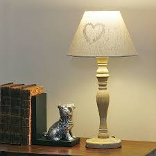 bedside lamps with shades