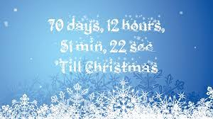 Live Christmas Countdown Desktop ...
