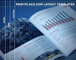 Souvenir Booklet Template Download Booklets Templates Free Download Printplace Com