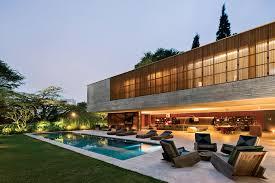 Brazilian Houses Brazils Master Builder Departures