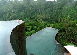 infinity pool backyard. Simple Pool Spectacular Ubud Hotel Iu0027ve Been To And It Is That Lush However I  Wish Would Have Stayed At This Hotel For Infinity Pool Backyard