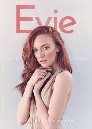 Daisy Smith, Evie Magazine December 2018 Cover Photo - United Kingdom