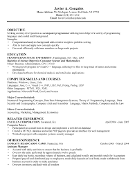 Example Of Computer Skills On Resumes Computer Skills Resume Example 286492 Puter Skills Resume