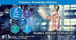 Knowledge Alliances 2020 Eacea