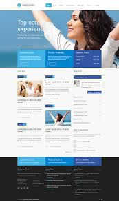 MediCenter - Responsive Medical Health Template by QuanticaLabs ...