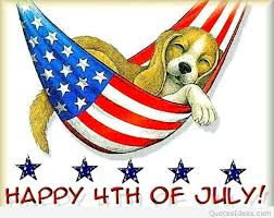 happy 4th of july picture cartoon