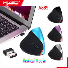 <b>HXSJ</b> Wireless Vertical Mouse Ergonomic Vertical <b>Computer</b> Mouse ...