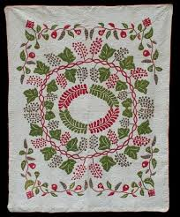 449 best Quilts images on Pinterest | Bed covers, Book and Drawings & Red and green applique Adamdwight.com