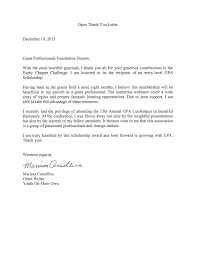 Professional Business Thank You Letter Mouldenco