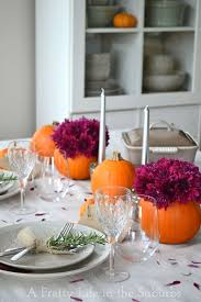 Thanksgiving Table {A Pretty Life}