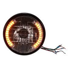 Đèn LED Pha Xe Máy Tròn 7 inch