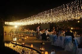 fairy lighting. Fairy Light Reception Nikah Lighting I