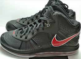 lebron 8v2. the lebron 8 v2 \u201cportland\u201d pe actually exist, and himself wore them against pdx a few years back. check out below peep listing from lebron 8v2