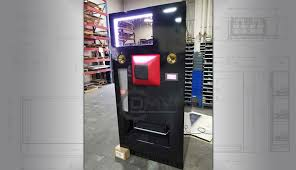Custom Vending Machines Manufacturers Unique Custom Vending Machine Design Manufacturing Digital Media Vending