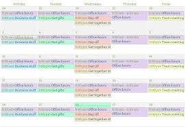 Four Easy Steps To Customized Color Code Calendars In Sharepoint