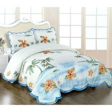 quilts beach quilt sets beach duvet cover white tropical beach comforter sets with palm tree