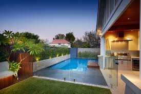 Small Picture Custom Pool Design Perth Fiberglass Principal Pools Landscapes