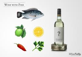 Pairing Wine With Fish Wine Folly