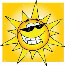 """Résultat de recherche d'images pour """"clipart soleil"""""""
