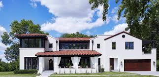 Modern Mediterranean Style Home-01-1 Kindesign