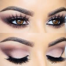 makeup for brown eyes photos