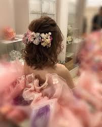 花嫁ヘアはハーフアップでかわいくレングス別きれいめスタイルhair