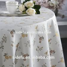 70 inch round tablecloth creative white table cover customized fl printed linen fabric inch round tablecloth