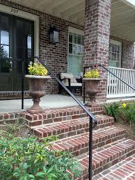 diy metal porch handrail from