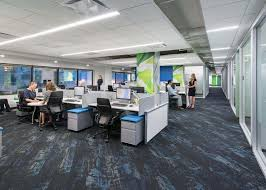 software company office. booz allen crystal city office software company