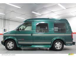 All Chevy 95 chevy astro van : Dark Forest Green Metallic 2000 Chevrolet Astro AWD Passenger ...
