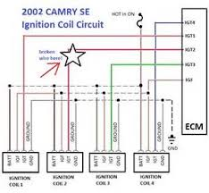 similiar ignition coil diagram keywords toyota camry ignition coil wiring on ignition coil circuit diagram