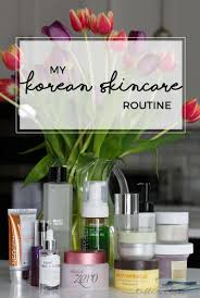 my korean skincare routine that helps keep my face hydrated and moisturized as a result