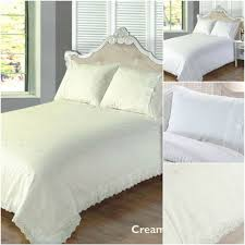 victoria embroidered duvet cover