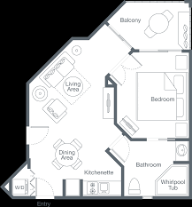 Signature One Bedroom Balcony Suite Sheraton Desert Oasis Two Bedroom Lockoff Villa