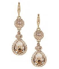 brilliant extra large chandelier earrings womens earrings dillards