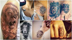 Lion Back Tattoos Designs 15 Most Impactful And Meaningful Lion Tattoo Designs