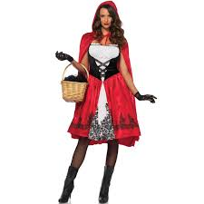hetu cloak little red riding hood costume size s 3xl