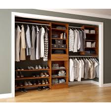 marvelous reach in closet