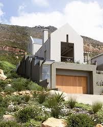modern sloping hill house by meyer vorster architects interior designarchitecturefurniture