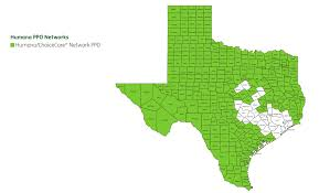 what are my ppo health insurance options this year in texas