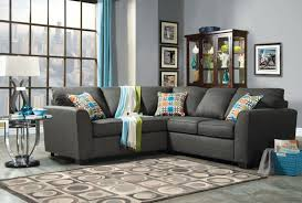 Transitional Style Living Room Furniture Furniture Of America Sm3035 Playa Transitional Style Gray Fabric