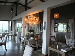 the gorge private game lodge spa restaurant